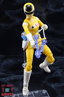 Power Rangers Lightning Collection In Space Yellow Ranger 29
