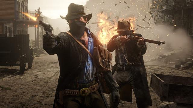 Imagem do Red Dead Redemption 2