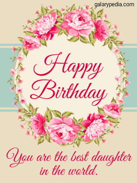 Daughter birthday images hd
