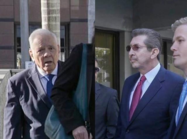 Políticos asesinos