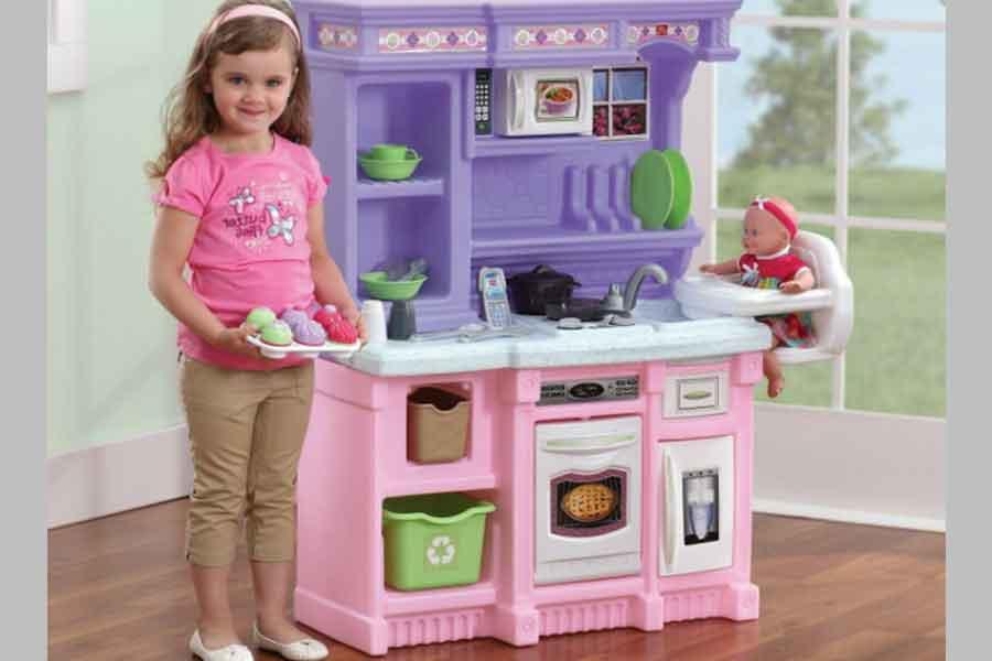 Mainan Edukatif Anak Dengan Masak-masakan