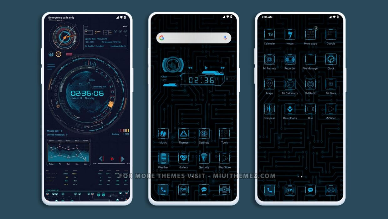 Discovery MIUI Theme