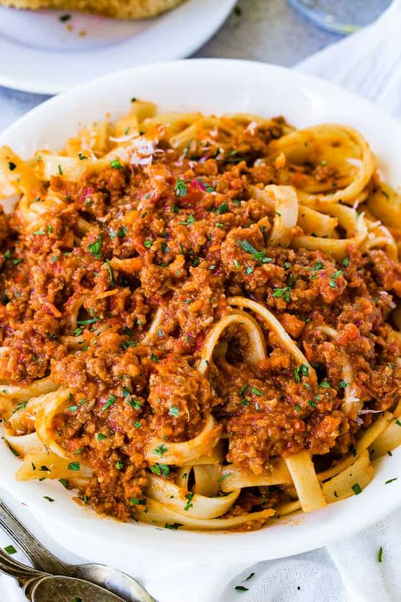 The Secret to Authentic Italian Bolognese Sauce