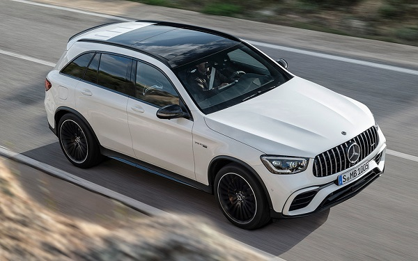 Mercedes AMG GLC 63 S 4 Matic