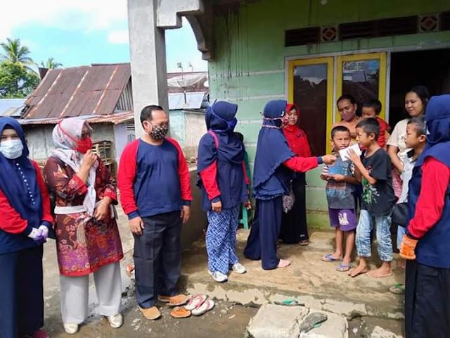 Kebaikan Berbagi: Bantuan Kepada Korban Banjir Bandang