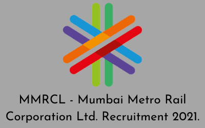 MMRCL Recruitment for Jr. Engineer & Dy. Engineer 2021