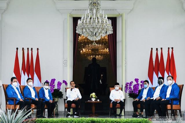 Kabinet baru Presiden Joko Widodo