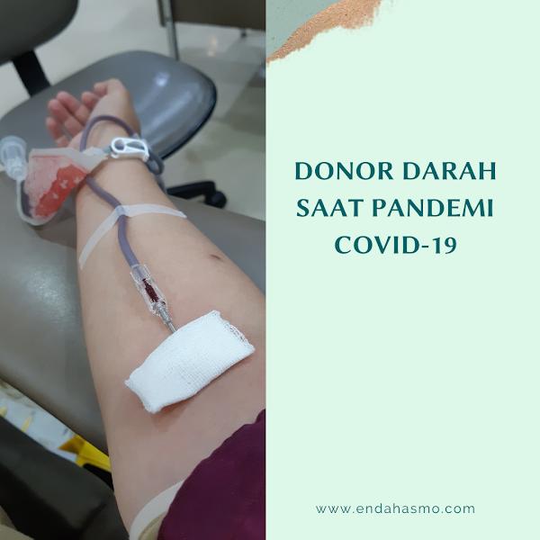 Donor Darah saat Pandemi COVID-19