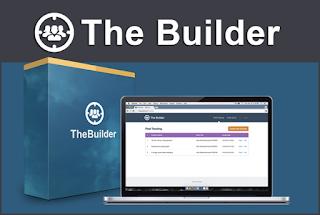The Builder - Mengambil Data Calon Pembeli