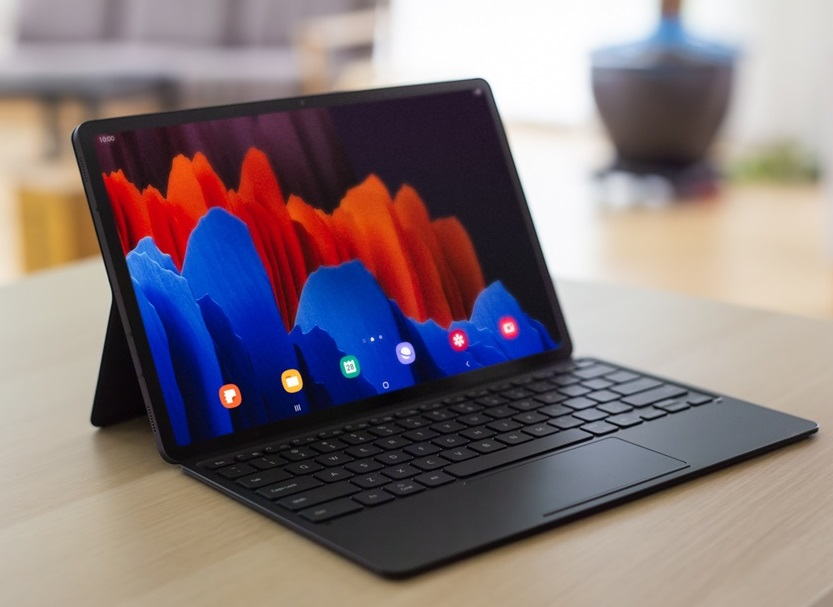 Samsung Galaxy Tab S7+ Review (SM-T970NZNZXME)