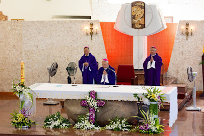 GP Bà Rịa: Thánh lễ an táng Cha Cố Phêrô Nguyễn Văn Giản - Ảnh minh hoạ 16