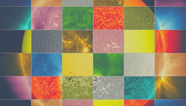 Tutti i colori del sole