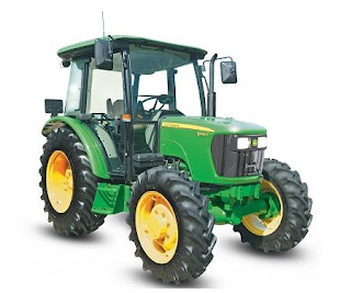 John Deere 5065 E - 4WD EC Tractor Specifications | Features |  Price | Mileage