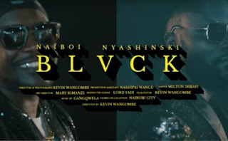 VIDEO |  Naiboi ft. Nyashinski – Black. Mp4