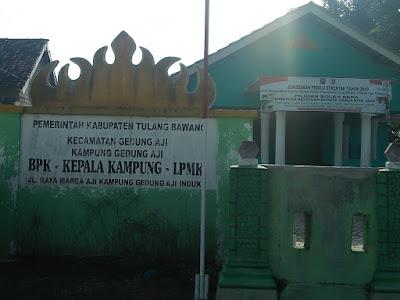 Rapat Pleno Pemilihan Calon BPK Kampung Gedung Aji Diduga Curang