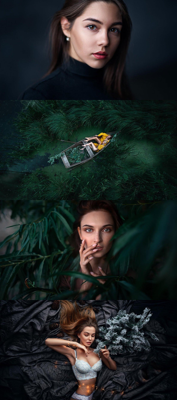 Maxim Gustarev   Professional Processing in Photoshop