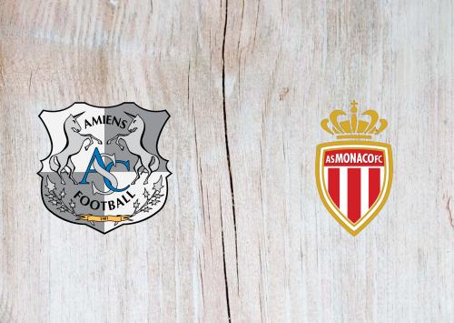 Amiens SC vs Monaco -Highlights 8 February 2020