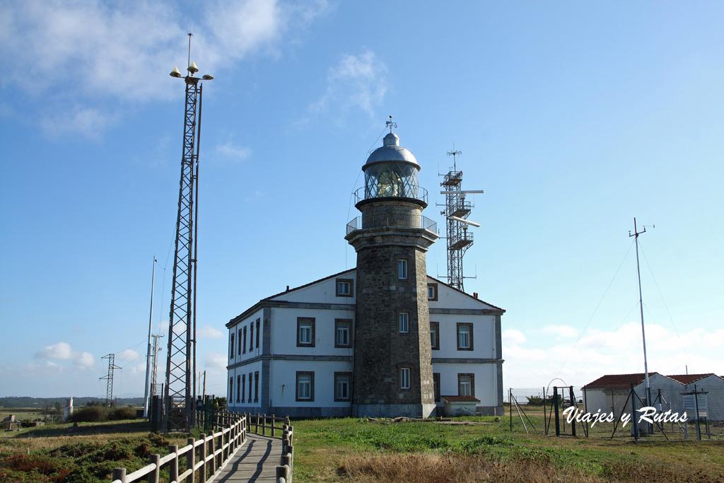 Faro de Peñas, Asturias