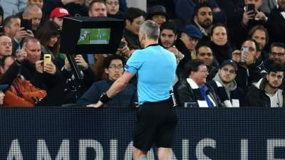 VAR Being Misused