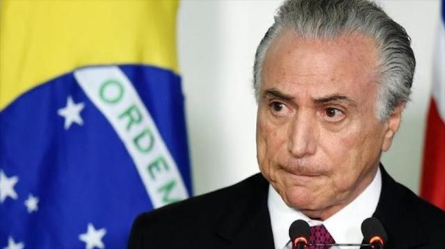 "OEA insta a Temer a dar explicaciones sobre el ""golpe"" contra Rousseff"