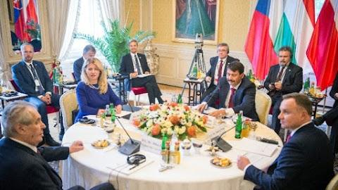 Visegrádi államfői csúcs: napirenden a régió érdekeinek érvényesítése az Európai Unióban