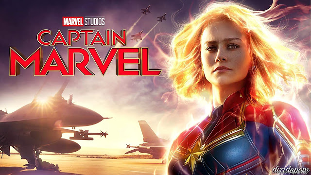 Captain Marvel (2019) Filmi İndir