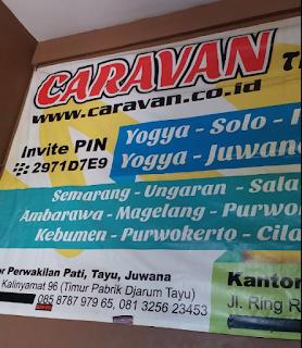 Caravan Travel Pati
