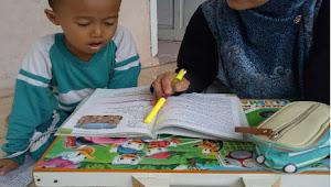 Mahasiswa UPI Purwakarta Lakukan Pendampingan Orang Tua Siswa Selama Pembelajaran Daring Melalui KKNT