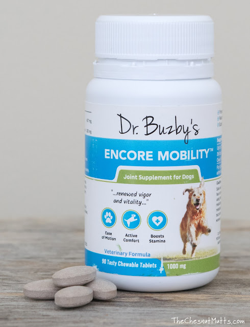 Dr. Buzby's joint supplement
