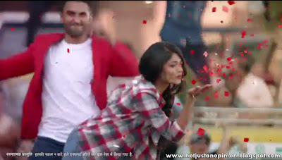 ranveer singh in an objectionable position with a woman subliminal message