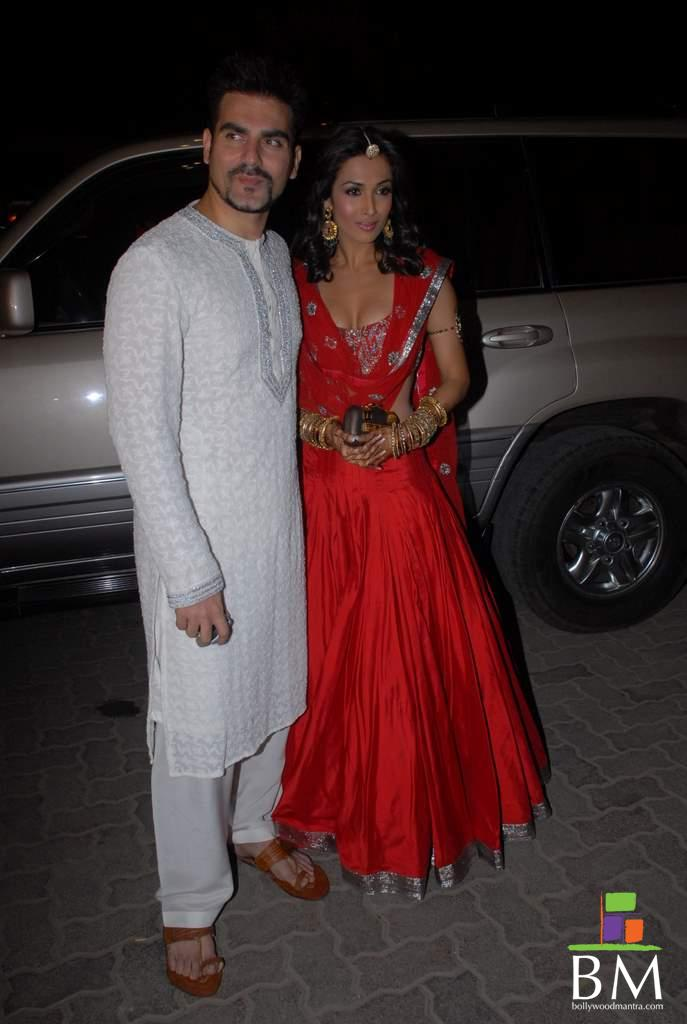 Shadii: arbaaz khan wedding pics