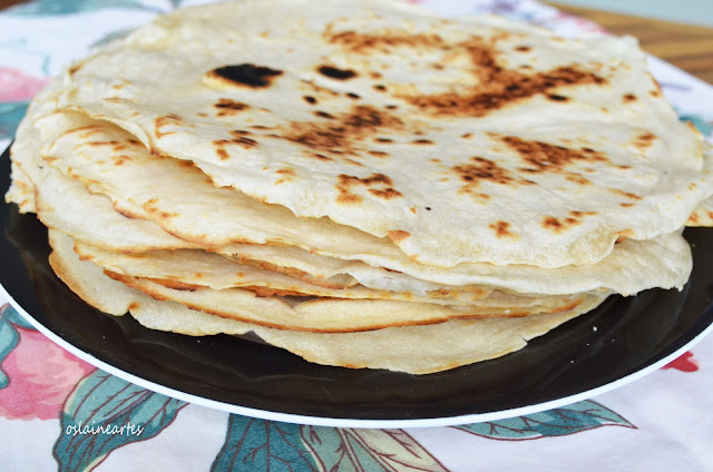 Massa de Tortillas