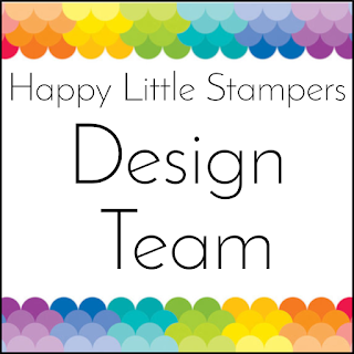 Happy Little Stampers Christmas Challenge DT Member