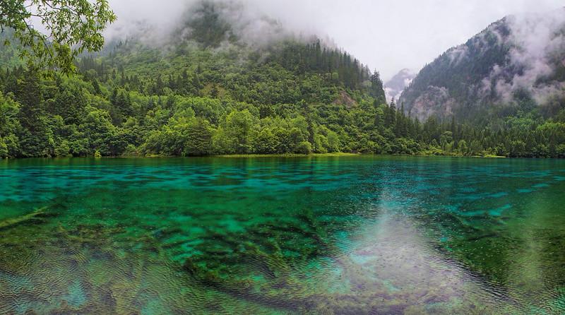 Jiuzhaigou China