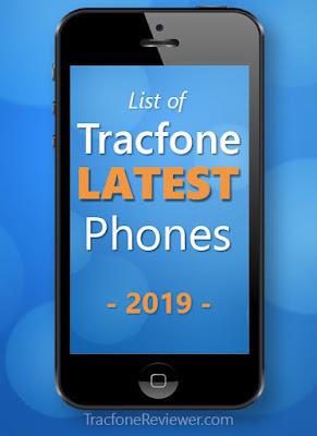 latest tracfone smartphone