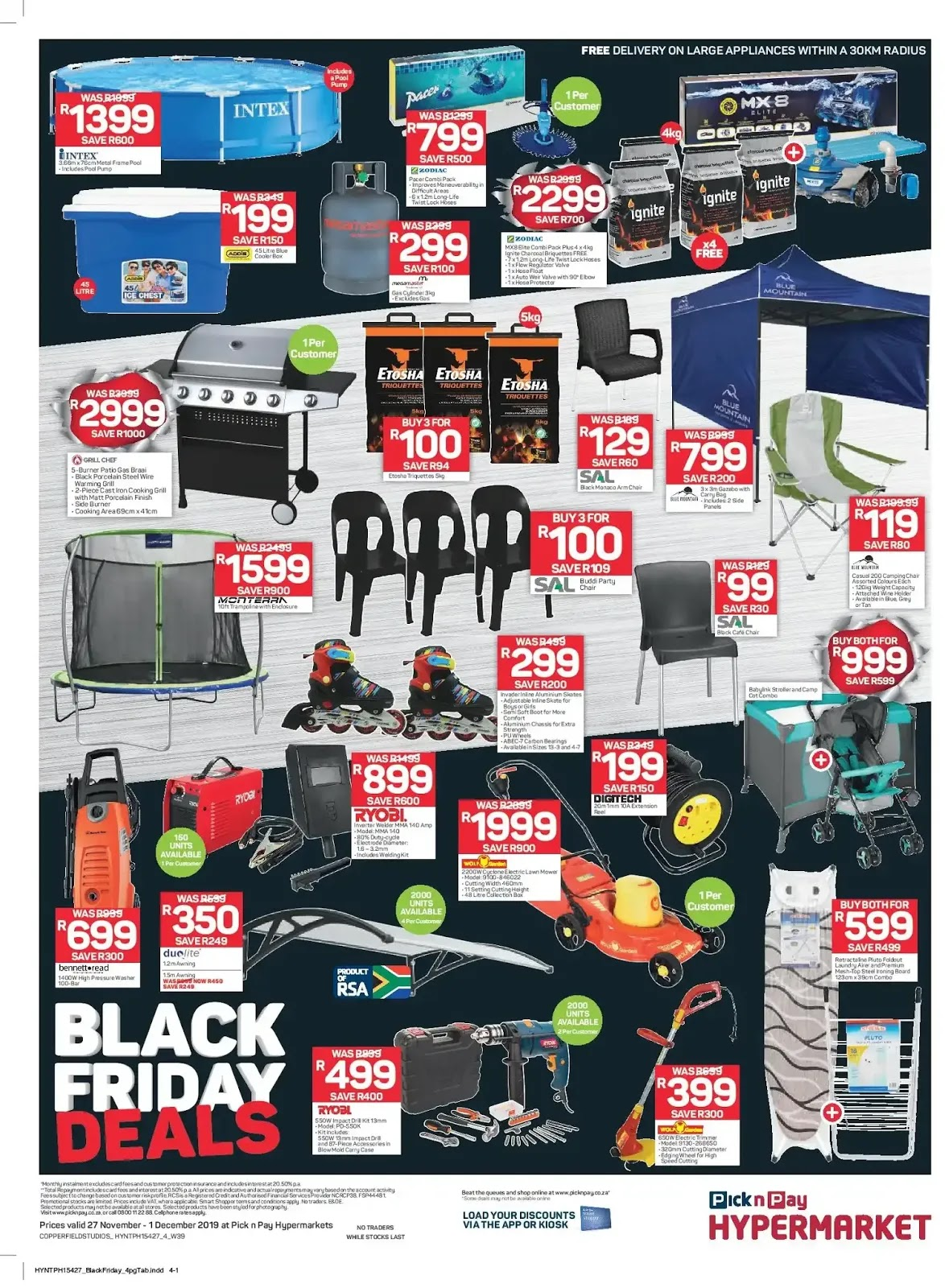 Pick n Pay Hypermarkets Black Friday deals - Page 3