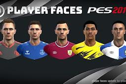 English Future Stars Facepack - PES 2013