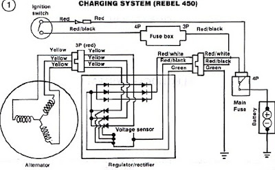 Insidepage together with Yamaha Roadstar Warrior besides Honda Rebel Schema Electrica together with Yamaha Bear Tracker as well Joplin Tornado. on 2000 honda rebel wiring diagram