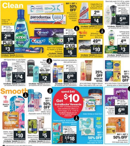 CVS Weekly Ad Preview 8/2-8/8