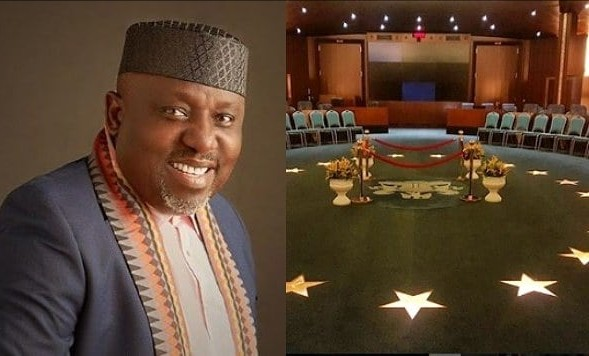 Governor Rochas Okorocha declares to run for Presidency in 2023 .