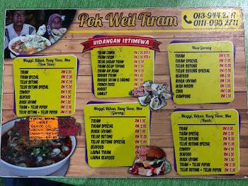 Fresh Oyster Pok Weil