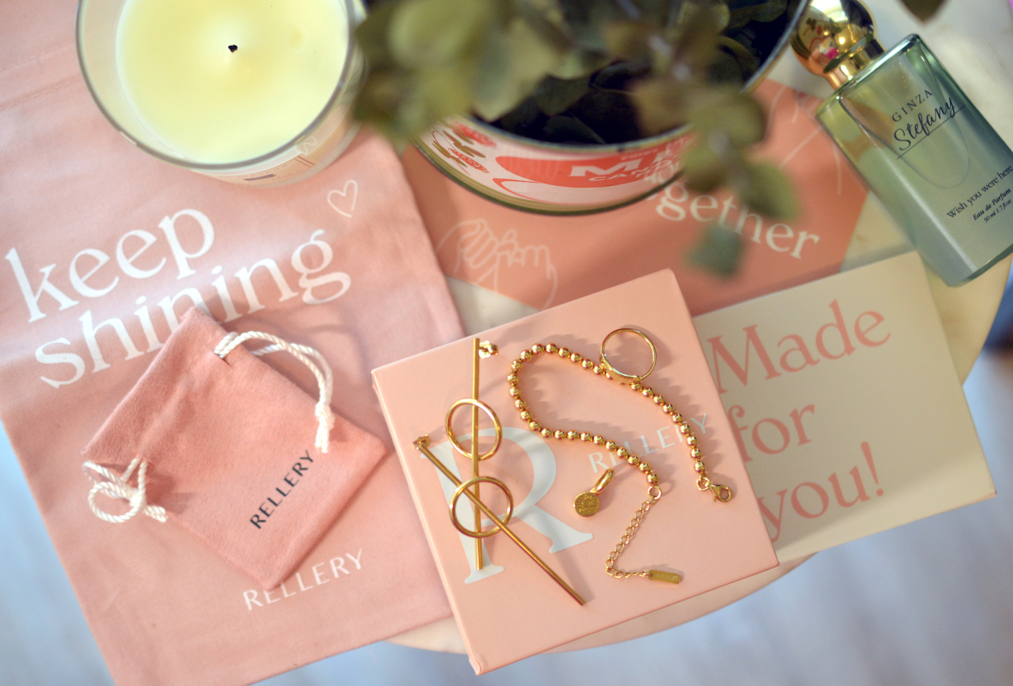 Rellery Review Gold Jewellery