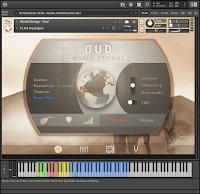 World Strings Oud KONTAKT Library