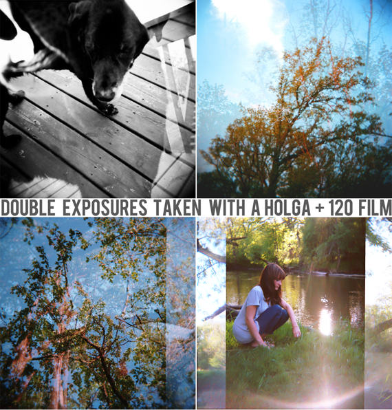 ordinary images into unique works of art the double exposure