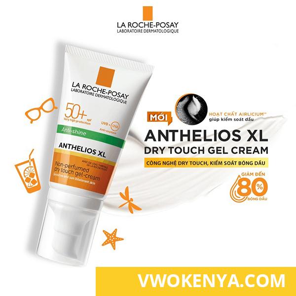 Kem chống nắng La Roche Posay Anthelios XL SPF 50+ UVB & UVA