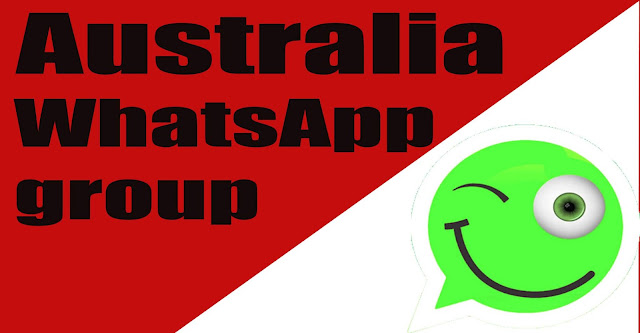 Australia WhatsApp group link