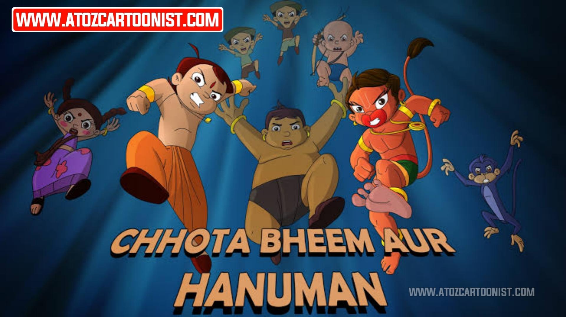 CHHOTA BHEEM AUR HANUMAN FULL MOVIE IN HINDI DOWNLOAD (480P, 720P & 1080P)