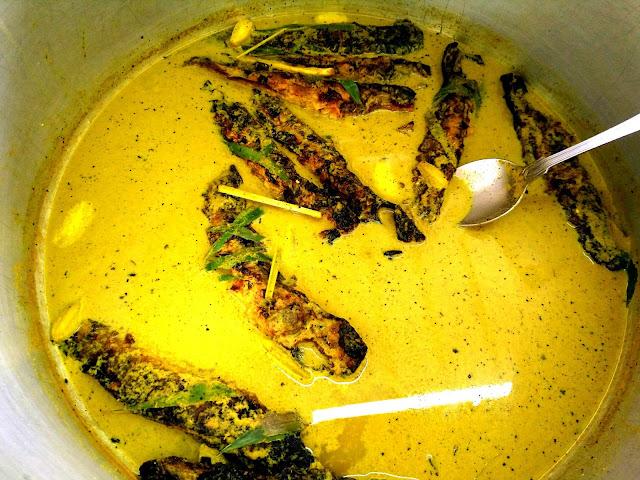 Kedai masak lemak cili padi sedap dan murah di Nilai, Ikan keli salai lemak cili padi Nilai sedap
