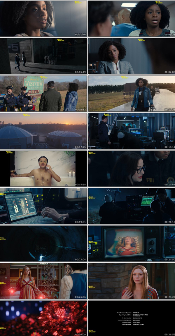 WandaVision S01E01 2021