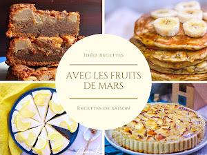 100 desserts avec les fruits de mars